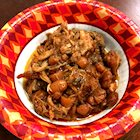 Beans and Roast - Favorite Crock Pot Recipe Contest Finalist